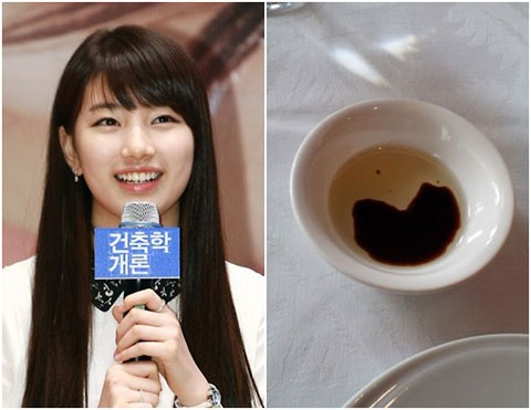 miss A's Suzy Eats Six Meals a Day?!