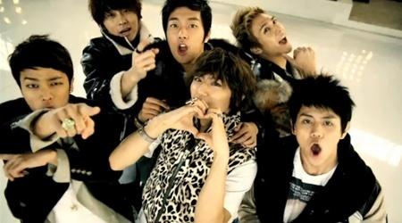 SBS Inkigayo 12.05.10