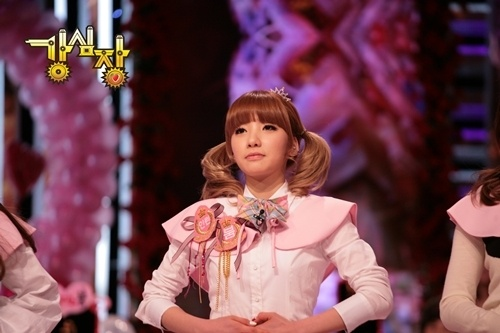 Rainbow's Ji Sook Used to Date a Member of an Idol Group