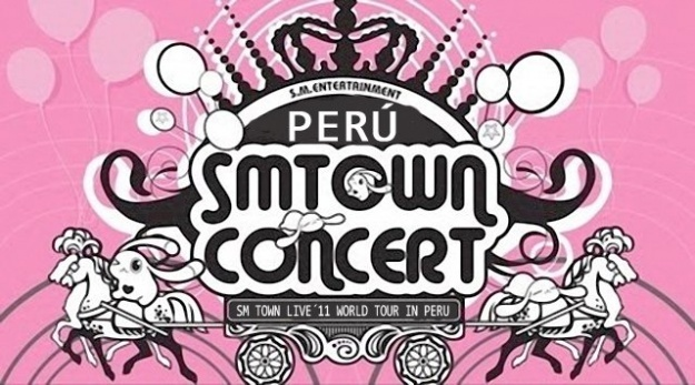 SM TOWN IN PERU Gathers Almost 4000 People