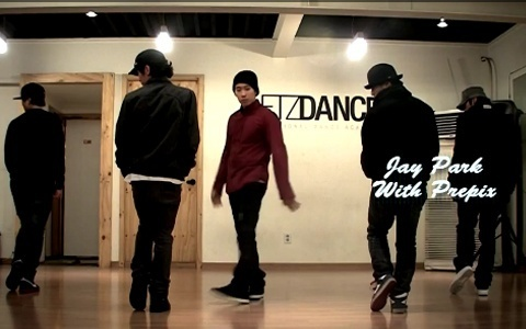 """Jay Park Releases Dance Practice Video for """"Up and Down"""" and """"Star"""""""