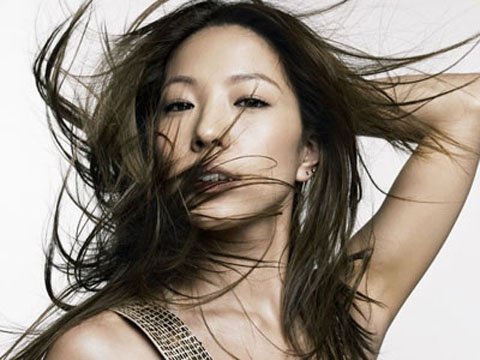 BoA Lets Her Hair Down