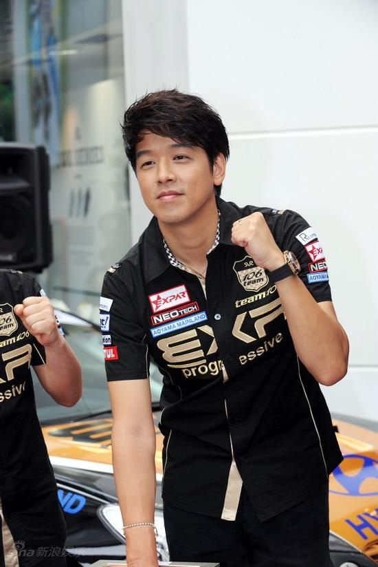 Ryu Shi Won to Race in the Ferrari Challenge Series in China