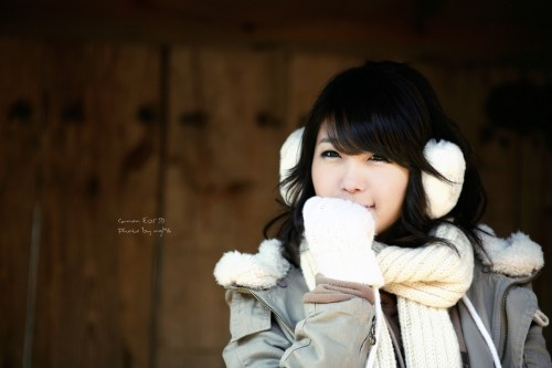 A Winter Wonderland (Bang Eun Young)