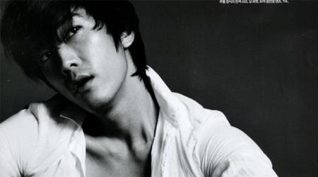 Song Seung Hun for GQ Korea