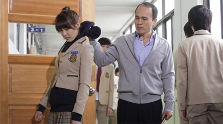 Sung Yuri – Troublemaking High School Student