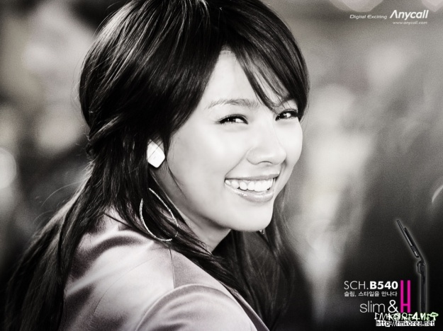 Lee Hyori Encourages Young People to Vote