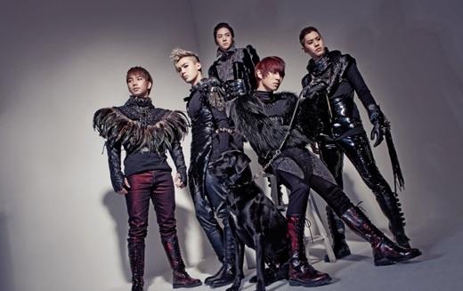 MBLAQ's 4th Mini-Album Surpasses 40,000 Units in Pre-Order Sales