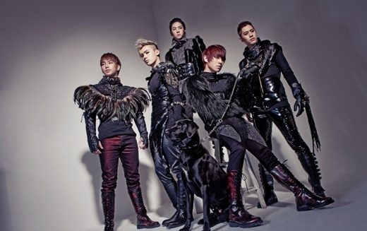 MBLAQ's 4th Mini-Album Surpasses 40,000 Units in Pre-Order Sales