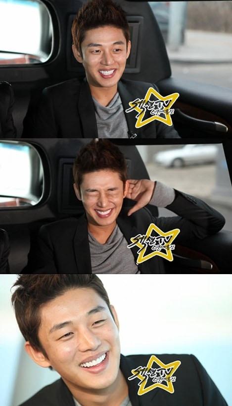 Yoo Ah-In Enjoys Going Clubbing to De-Stress