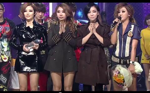 SBS Inkigayo 10.16.11
