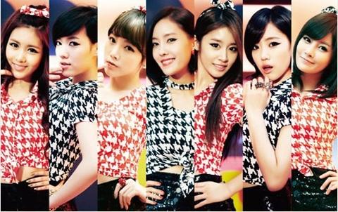 The Girls of T-ara Transform into Catwomen