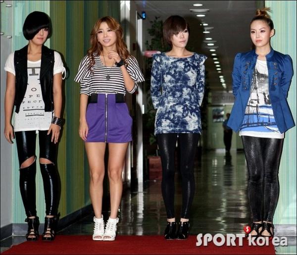 Weekly K-pop Music Chart 2009 – August week 5