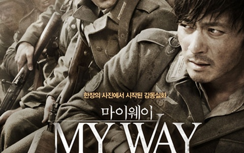 """Jang Dong Gun's """"My Way"""" to Release in the U.S. This Week"""