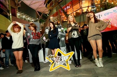 Wonder Girls Discuss Their Ideal Types and SNSD
