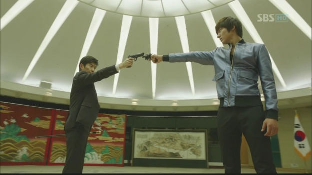[Recap] City Hunter Final Episode (Updated With Ending Explanation)