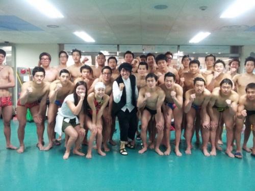 Kim Jang Hoon to Swim to Dokdo Island on Korean Independence Day