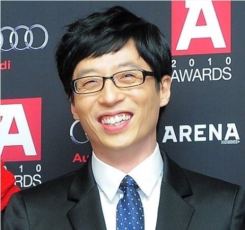 "Yoo Jae Suk the ""Generous Present Giver"""
