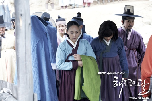 The Moon That Embraces the Sun Official BTS