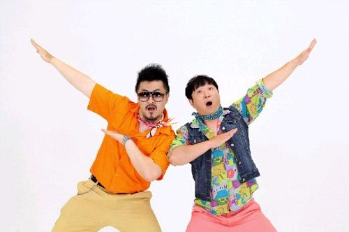 Jung Hyung Don's Parody of Big Bang's G-Dragon