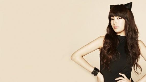 "miss A's Suzy in a ""Wolf Cut"" Photo Draw Netizen Interest Again"