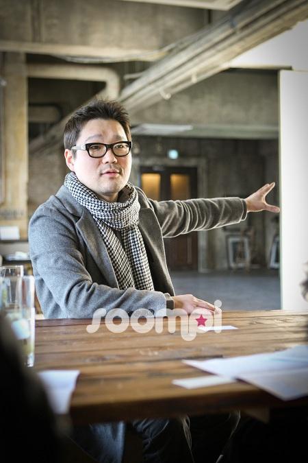 [Exclusive] WGM Yong-Seo Couple's Wedding Photographer Lee Cheho