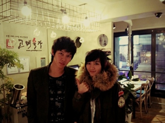 Heechul's Busy Weekend with SNS