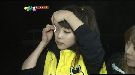 Iu Kahi Ji Yeon Disclose Their No Make Up Faces In