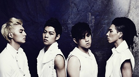 T-Max Works With 2PM's Composer For Their Comeback
