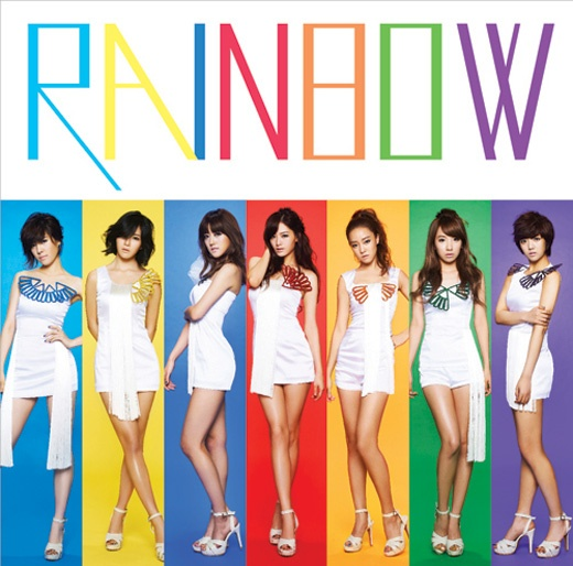 "Rainbow's ""A"" #1 on Recochoku MV Charts"