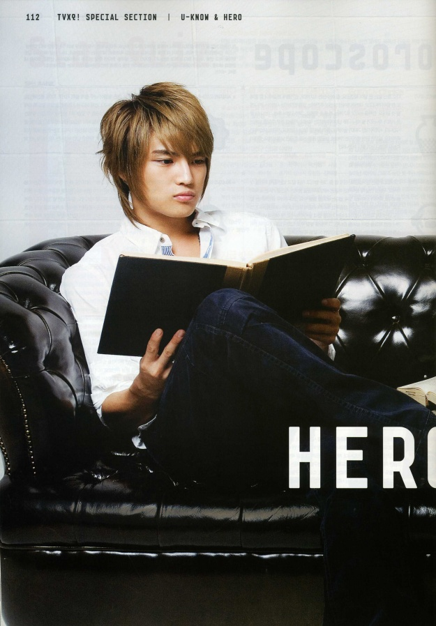 Specialist Interview Magazine (Oct 2007) [TVXQ] (Jaejoong &