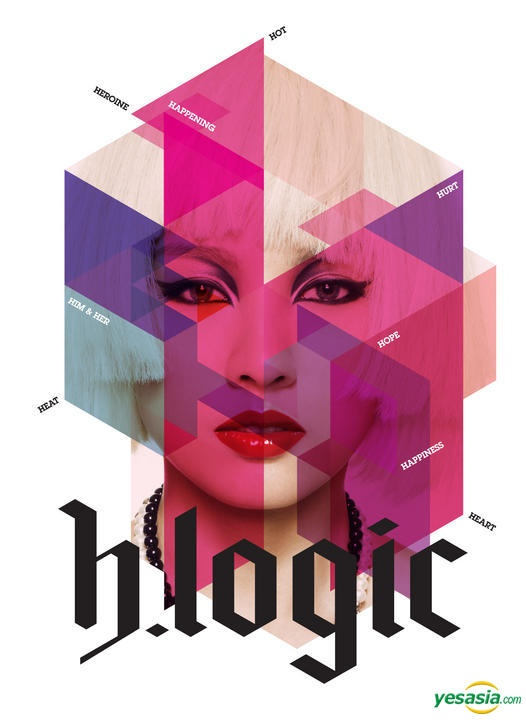 Album Review – Lee Hyori – Vol. 4 – H-Logic