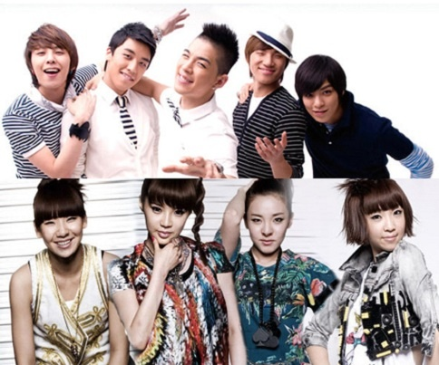 """Big Bang and 2NE1 Releases Japanese Album on Same Day """"Family Competition?"""""""