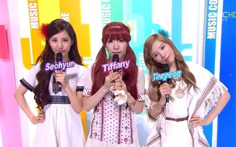 MBC Music Core Performances 05.12.12
