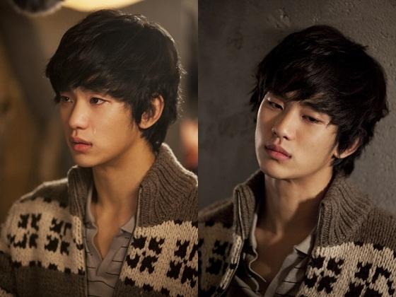 """Kim Soo Hyun in a """"Silk Kiss"""" Ad"""