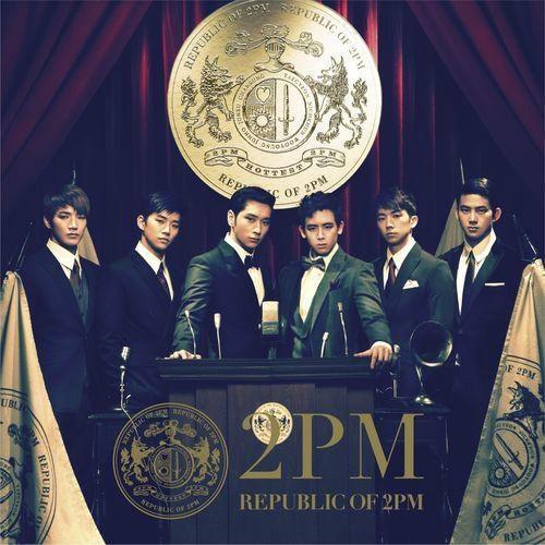 "2PM Releases Japanese Album ""Republic of 2PM"" in South Korea"