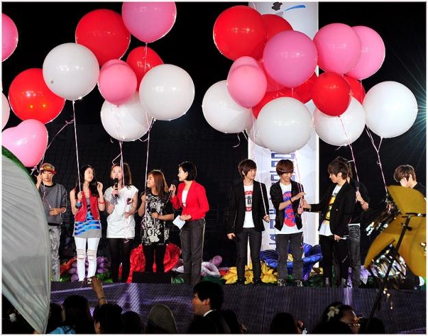 Gyeonam 49th Athletic Opening Ceremony [f(x)]