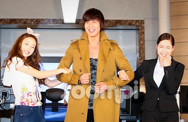 """Goo Hara Confesses """"I Like Won Bin Ajusshi More than Lee Min Ho Ajusshi"""""""