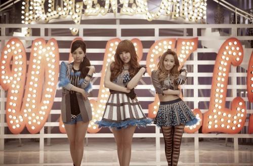 Weekly K-Pop Music Chart 2012 – May Week 3