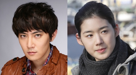 Our Women: Jay and Jung Eun Chae Leading Cast
