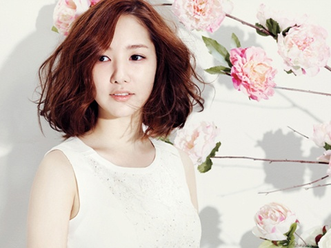 Park Min Young's Gorgeous Summer Pictorial for COMPAGNA