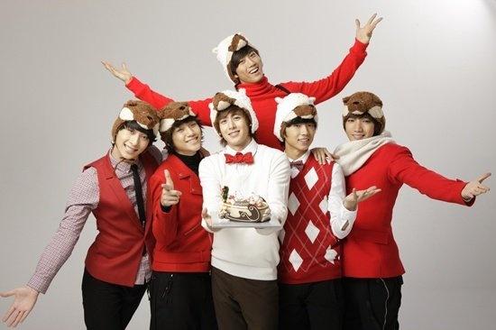 Weekly KPop Music Chart 2009 -Dec. Week 1