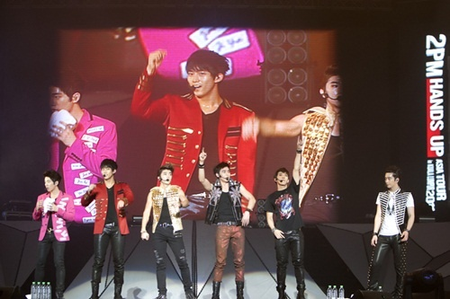 2PM's Explosive and Energetic Performances in Malaysia