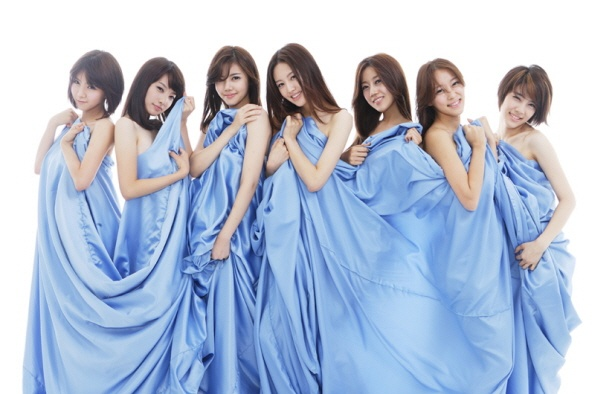 Rainbow to Display Their Synchronized Swimming Skills Once Again