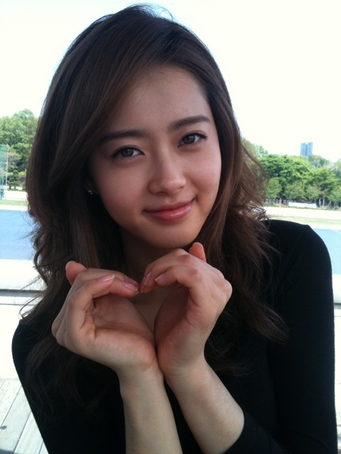 Go Ara Expresses Her Love