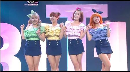 KBS Music Bank 02.11.11