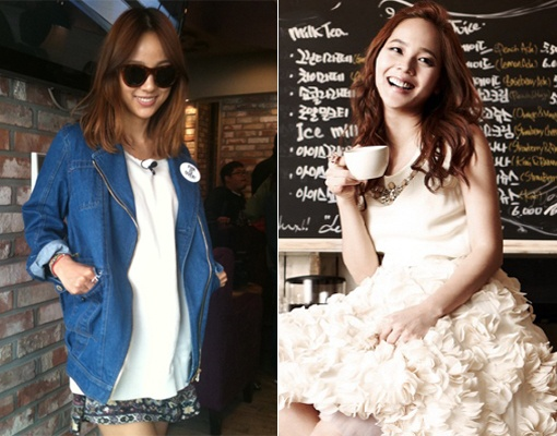 Lee Hyori and Eugene to MC on Reality Programs That Broadcast the Same Day