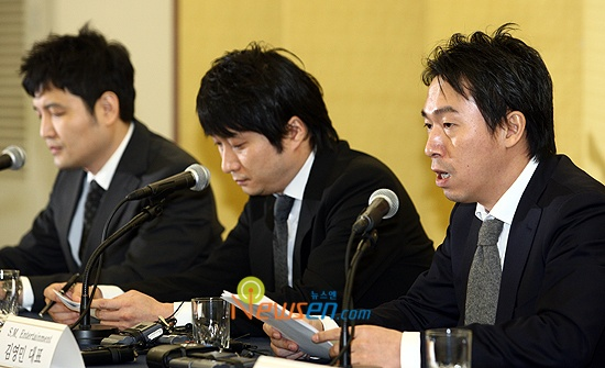 "SM Ent Calls TVXQ Lawsuit ""A Hoax…"""