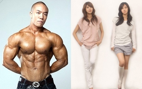 Celebrity Trainer Sean Lee Comments on SNSD's Figure