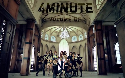 "Eat Your Kimchi Reviews 4minute's ""Volume Up"""